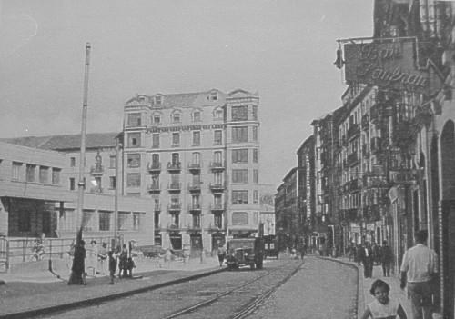 Fotograf as de calles antiguas de bilbao - Bilbao fotos antiguas ...