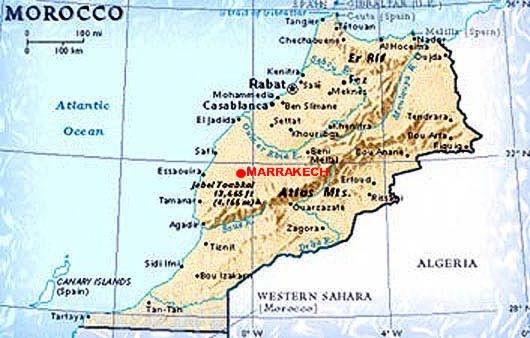lengua espanola en marruecos: